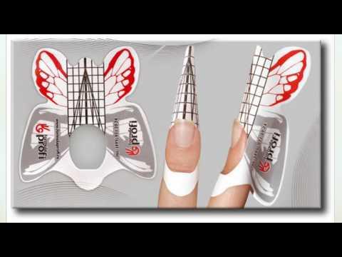 Трафареты для дизайна ногтей своими руками фото