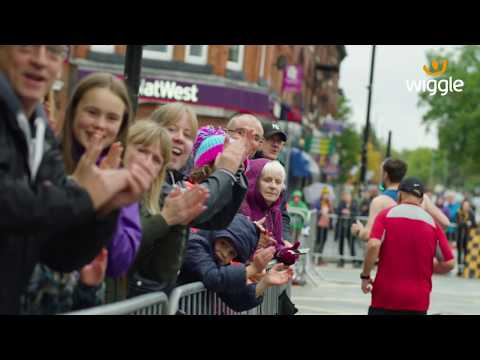 Highlights and interviews from the Wiggle Manchester Half Marathon 2019   Wiggle