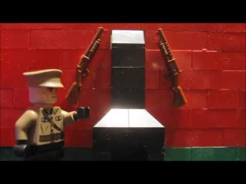 Lego Call of Duty: Black ops The night before christmas song