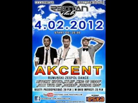 Akcent Restan Club 4.02.2012.wmv Music Videos