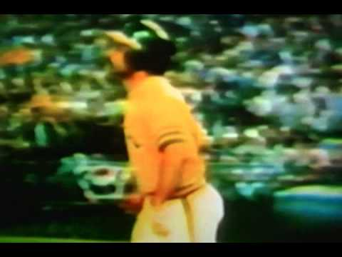 Oakland A's Lose Their Dynasty To Free Agency in the 1970's! Catfish Hunter, Reggie Jackson, etc.