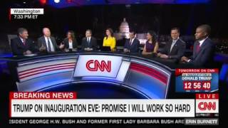 Republican commentator rolls eyes at 'preposterous' Trump claim his cabinet has the highest IQ