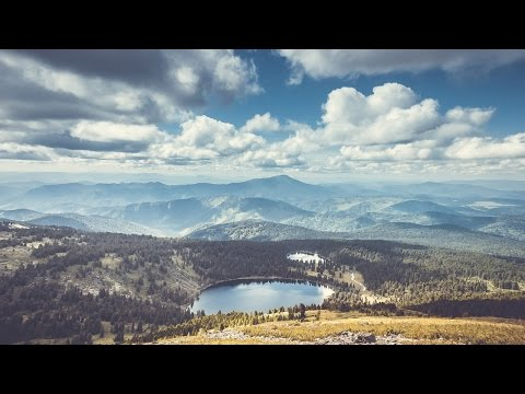 Altai mountains Timescapes 4k (timelapse)