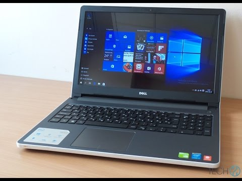 Dell Inspiron 15 5558 notebook teszt