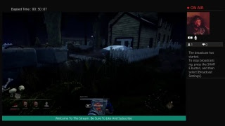 Dead By Daylight Livestream Get Some More W In This Piece