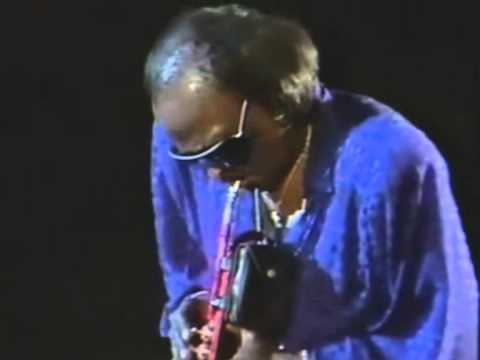 1985 Berlin, Miles Davis, Mike Stern, Angus Thomas, Steve Thornton -item-3: Time After Time