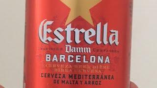 Estrella Damn Revisit Review By Gez