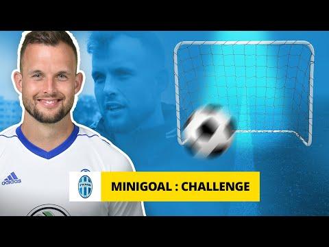 MiniGoal Challenge: Lukáš Budínský