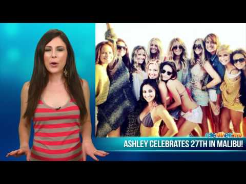 Ashley Tisdale's Birthday Party - Selena Gomez, Francia Raisa Insider Details