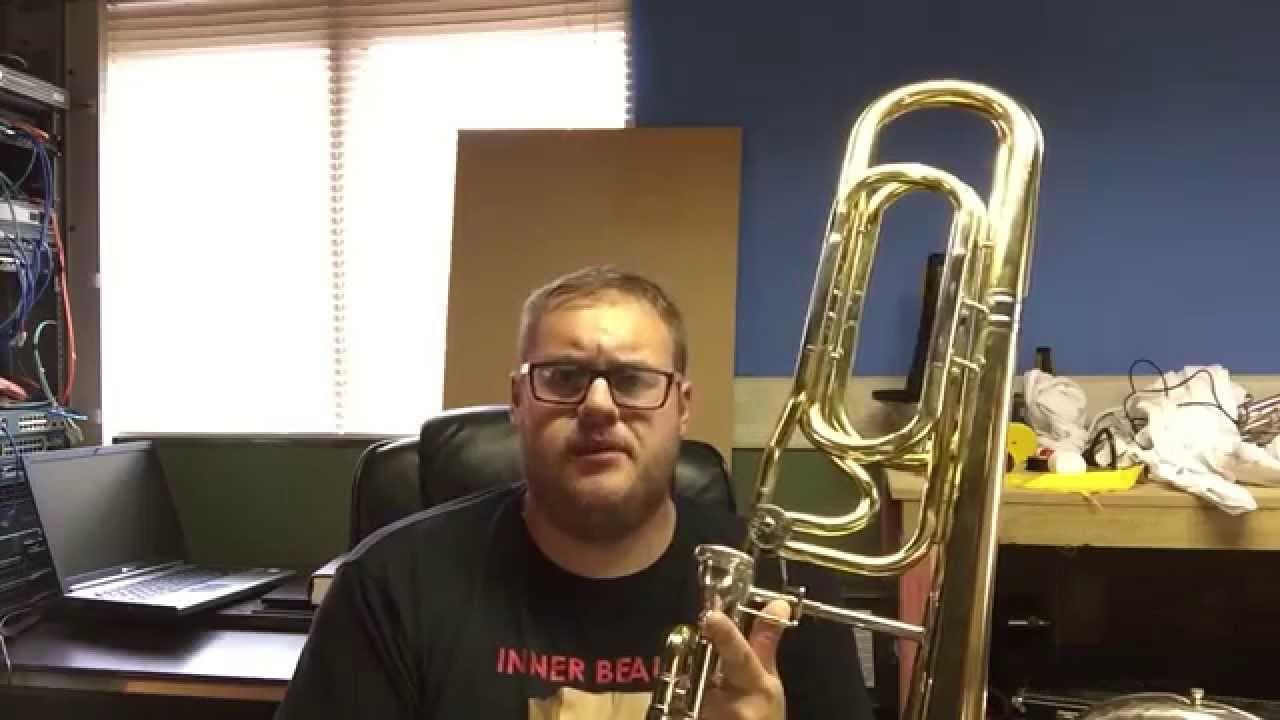 Contrabass Trombone Mouthpiece Bbb/ff Contrabass Trombone