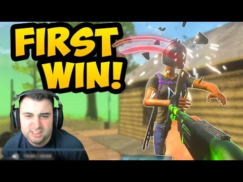 H1Z1 - First WIN Of 2018!!!