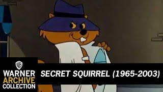 Secret Squirrel (Theme song and lyrics)