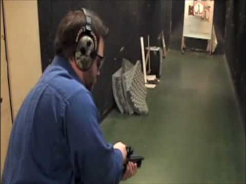 Tyler Kreis Shooting the Stoeger Double Defense Shotgun