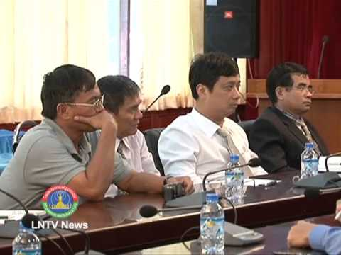 Lao NEWS on LNTV-Laos and Vietnam confirm construction on a transmission for LNTV&Radio. 30/7/2013
