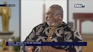 100% BENIN DU 13 02 19 /AFFAIRE 18 KG DE COCAINE : UNE AFFAIRE D'ETAT ?