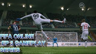 GOAL KEEPER SCORES FIFA ONLINE 3 EP 3 GAME PLAY SERIES