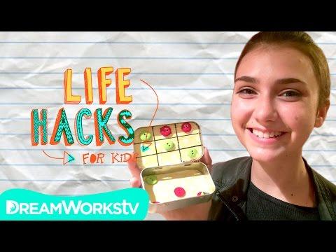 On-The-Go Game Hacks | LIFE HACKS FOR KIDS