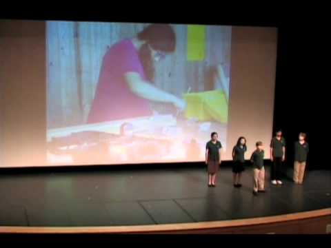 TEDxYouth@StJohns - The Post Oak School - Student Work