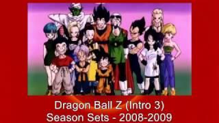 download lagu Dragon Ball - All Funimation Intros - 1995-2017 gratis