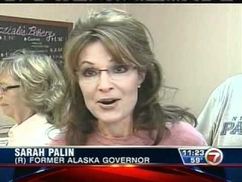Sarah Palin Explains Paul Revere's Ride
