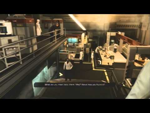 Gameplay : Deus Ex Human Revolution - Comentado