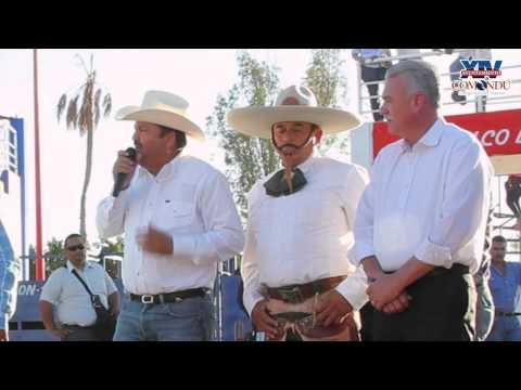 Inauguración del Lienzo Charro