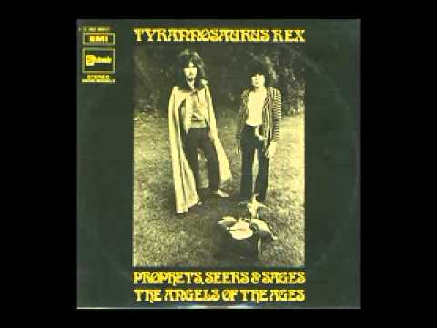 Tyrannosaurus Rex - &quot;Deboraarobed&quot;