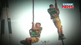 Army Training in Air Defence Centre Gopalpur , Berahampur