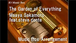 Watch Maaya Sakamoto The Garden Of Everything video