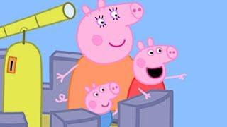 Peppa Pig Nederlands Compilatie Nieuwe Afleveringen ⭐ Het windkasteel ⭐ Tekenfilm | Peppa de Big