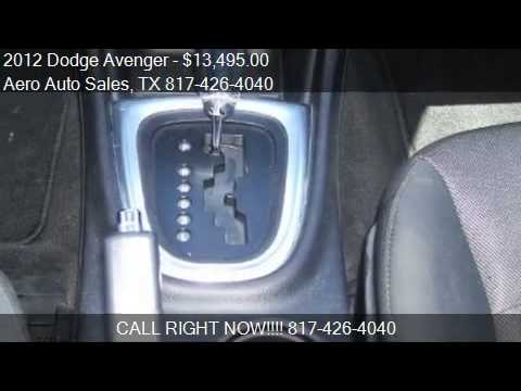 2012 Dodge Avenger for sale in Joshua, TX 76058 at the Aero