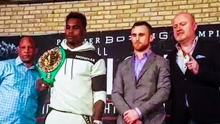 Jermall Charlo vs Dennis Hogan FULL PRESS CONFERENCE | Patrick Day TRIBUTE