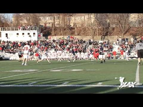 Eric Warden Gives Fairfield the Overtime WIn | Lax.com Quick Clips