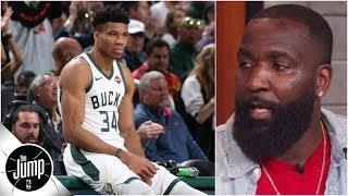 'Toronto has snatched their souls' - Kendrick Perkins on Raptors vs. Bucks   The Jump