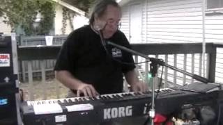 Griff and Johnny Cox - Savanah In The Rain - Bar Fly's - North Myrtle Beach