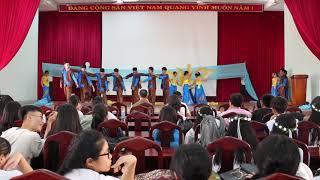 Múa Sóng Lụa Ven Đô - Mừng ngày Nhà giáo Việt Nam 20/11 -