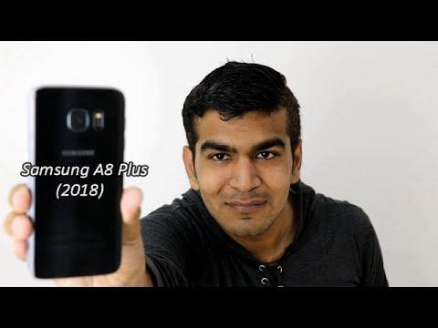 Samsung Galaxy A8 (2018) & A8 ++ (2018) Launched !! HINDI