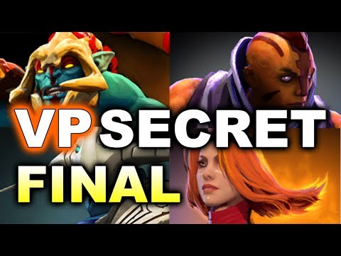 SECRET vs VP - GRAND FINAL - SUMMIT 7 DOTA 2