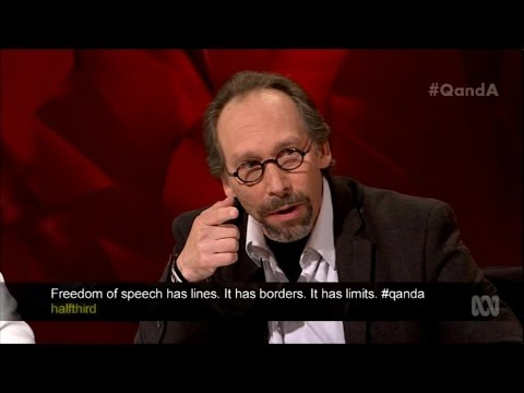 Lawrence Krauss - Radicalisation, Religion & Recognition - Q&A