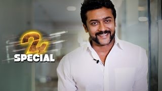 24 Special Promo 4 - 24 The Movie | Suriya | Vikram K Kumar