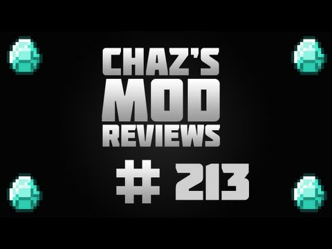 Chaz's Minecraft Mod Reviews - Wand Of Translocation Mod! Move Chests Easily!