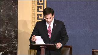 Sen. Rubio Speaks on the Case of Iranian Pastor Youcef Nadarkhani
