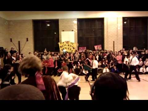 Our Lady of Lourdes School West Harlem Dancing Classrooms Competition, 1/2011
