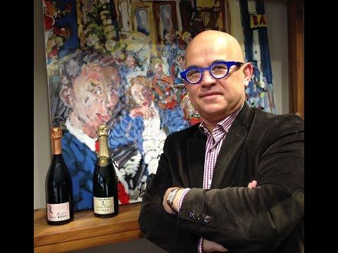 WINE SOURCE presents Eric Rodez, Champagne maker (version Française)