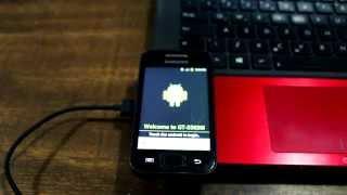 SOLUO: SAMSUNG GALAXY ACE S5830 No Liga ou Reiniciando na tela SAMSUNG ...