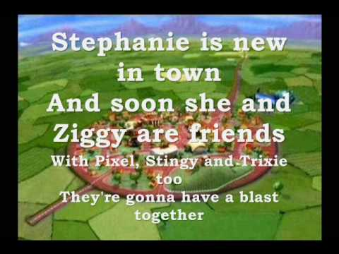 Lazy Town-welcome To Lazy Town Lyrics video