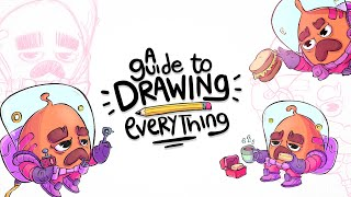 A Simple Guide to Drawing Everything (Free Course)