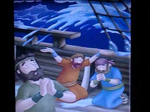 聖經動畫 約拿 :: VideoLike