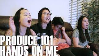 mp3 converter Produce 101 (프로듀스 101)- Hands On Me (Reaction Video)