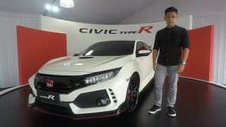 FIRST LOOK: FK8 Honda Civic Type R previewed in Malaysia